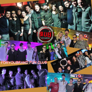 4UB Italian U2 Tribute - Foryoubrand Fun Club