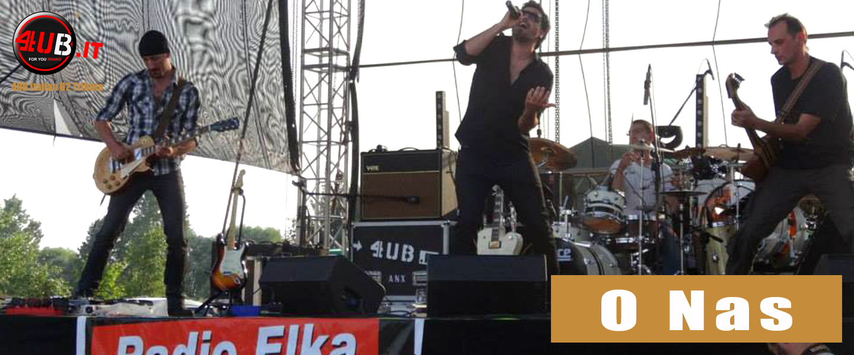 4UB Italian U2 Tribute - O Nas
