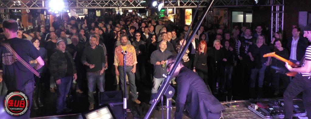 4UB Italian U2 Tribute - RockOnTheRoad 14012017 mc33