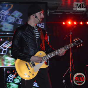 4UB Italian U2 Tribute - RockOnTheRoad 14012017 mr01