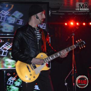 4UB Italian U2 Tribute - RockOnTheRoad 14012017 mr01