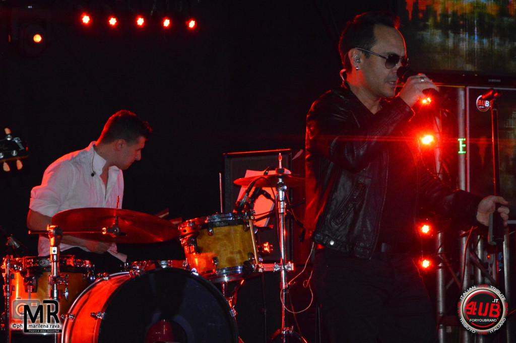4UB Italian U2 Tribute - RockOnTheRoad 14012017 mr04